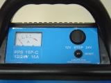 Prostownik 12V/24V 15A PPS15-C z amperomierzem - panel